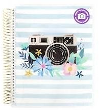 Large Camera Memory Keepsake Spiral Planner By Recollections™