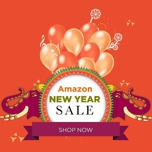 'Ring in The New Year' Sale
