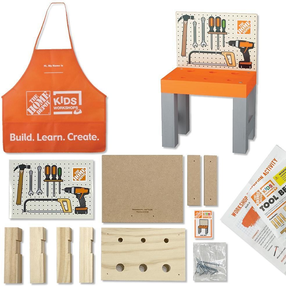 Unbranded Tool Bench Kit Pack-71133P