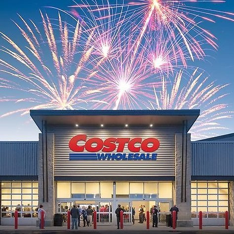 Costco New Year's Day Promotion Continues