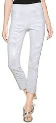 Outlet WHBM Pull-On Cuffed Crop Pants