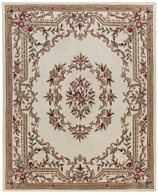 KM Home Dynasty Aubusson Area Rug Collection, Created for Macy's & Reviews - Rugs