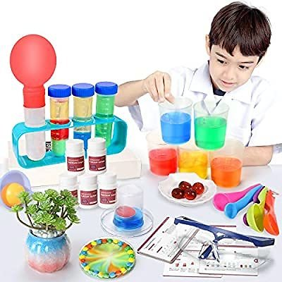 Science Kit with 30 Science Lab Experiments For Kids