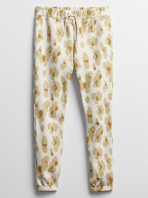 Kids Recycled Pull-On Joggers