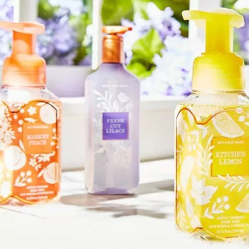 $3.95 All Hand Soaps (Over 100 Scents!)