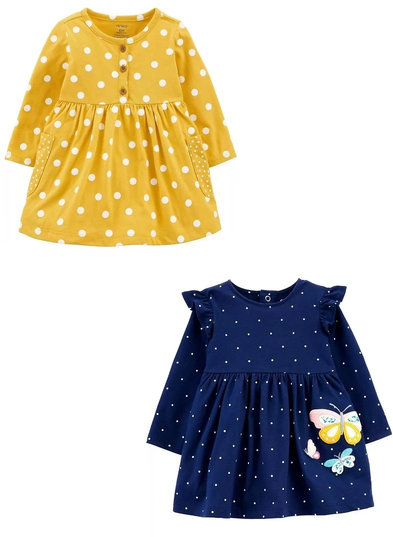 $6.99 & Up Dresses | Carter's | Free Shipping