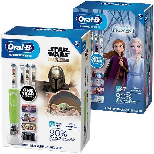 Oral-B Disney Electric Toothbrush (2 Options)