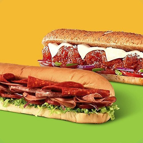 15% Off Any Footlong via App or Online