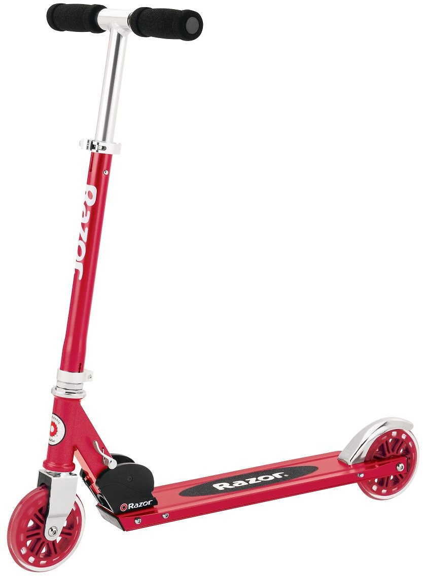 Razor A125 Anodized Kick Scooter SMU Red (MC2) Exclusive