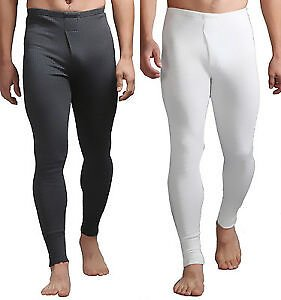Heat Holders - Mens Winter Thick Thermal Underwear Long Johns Pants Bottoms