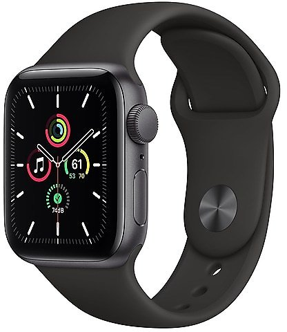In-Store Only! Apple Watch SE (GPS) Bluetooth, Space Gray/Black