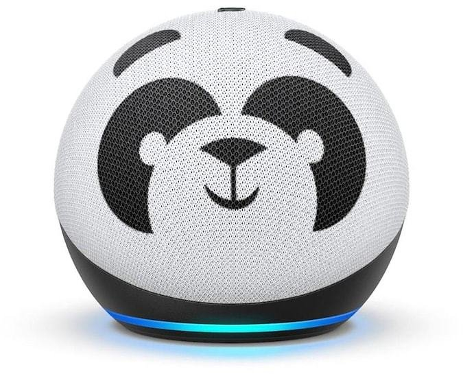 Amazon Amazon- Echo Dot (4Th Gen) Kids Edition Designed for Kids, with Parental Controls- Panda Lowes.com