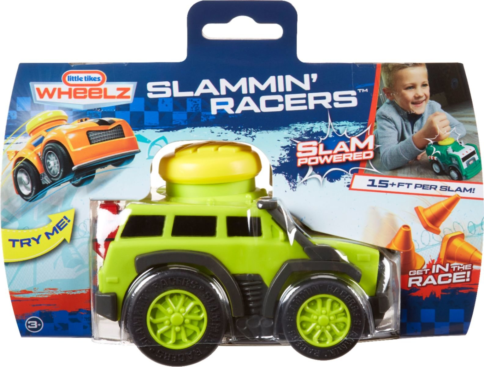 Little Tikes Slammin Racers Vehicle