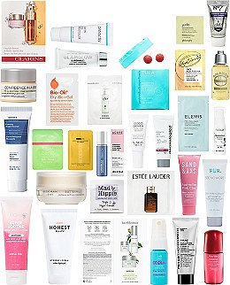 Free Love Your Skin 30 Piece Beauty Bag w/ $70 Skincare Purchase