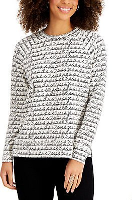 Holiday Graphic-Print Sweatshirt, Created for Macy's
