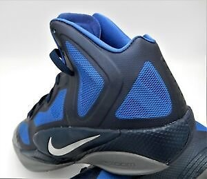 NEW NIKE MENS ZOOM HYPERFUSE 2011 SPRM (SUPREME) 499757-400 VINTAGE BASKETBALL