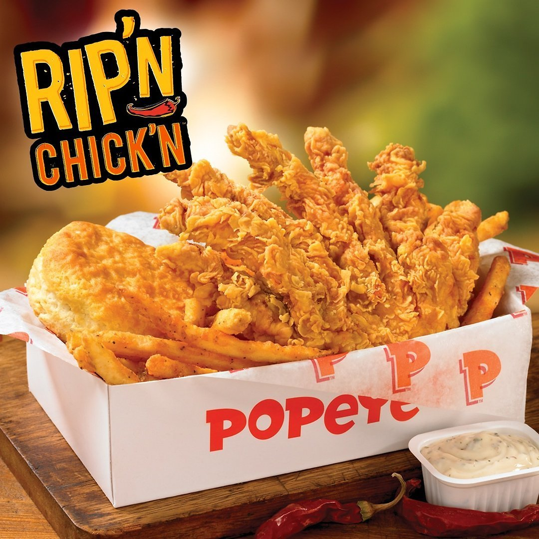 New! Rip'n Chicken Boxes