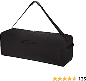 40% Off -36 Inch Canvas Duffel Bag 100L Extra Large Luggage Duffle for Travel is now from $12.48