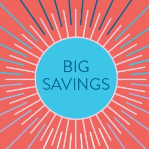Up to 50% Off 'Big Savings' Event