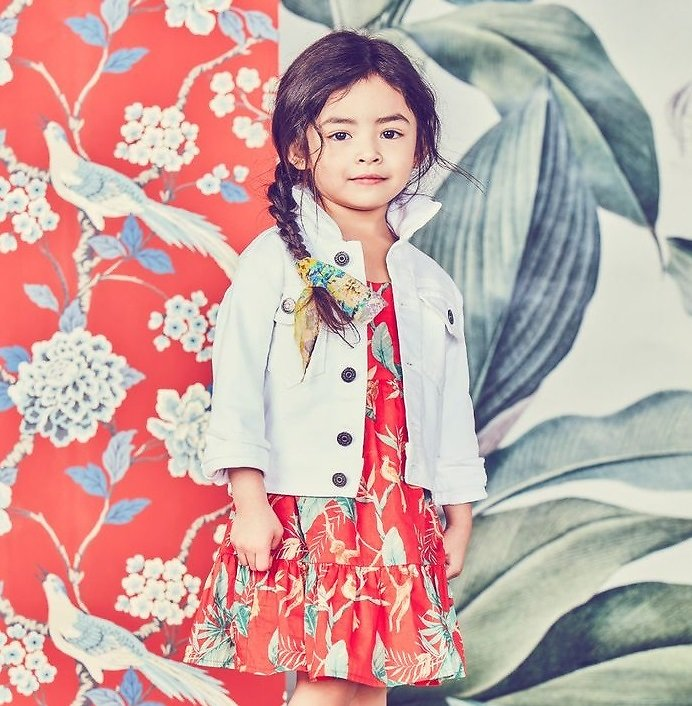 Up to 60% Off Girl's Dresses