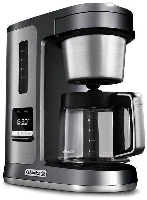Stainless Steel Special Brew 10-Cup Coffee Maker