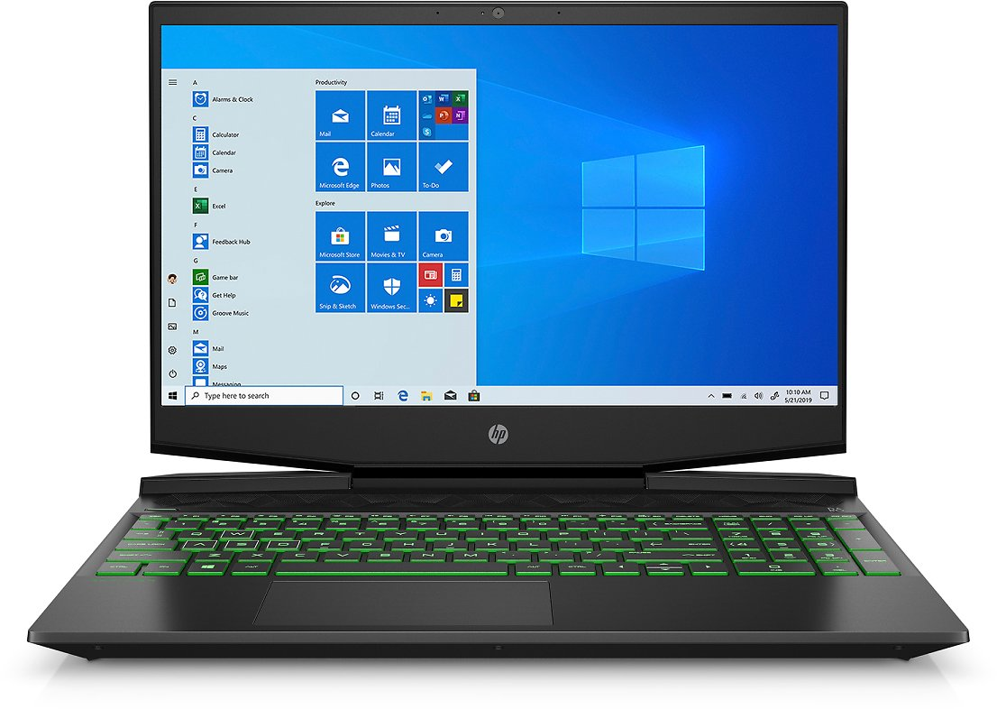 HP Pavilion I5 GTX 1650 8GB/256GB Gaming Laptop