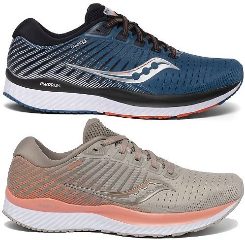Saucony Guide 13 Running Shoes (2 Options)