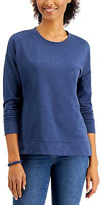 Solid-Color Sweatshirt, Created for Macy's