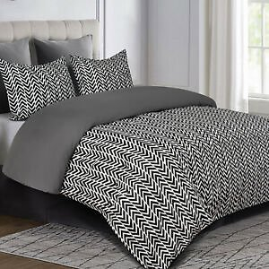 Duvet Cover Set 1800 Bedding Egyptian Quality Ultra Soft 2-3 Piece Duvet Covers