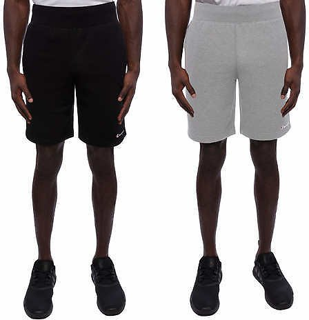 2-Pk Champion Men's French Terry Short (2 Colors)