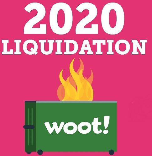 Up to 70% Off 2020 Liquidation Leftovers