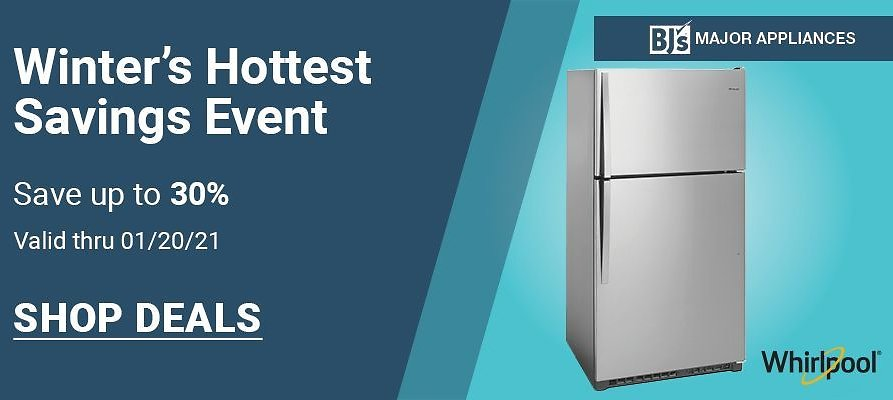 Up To 30% Off Winter's Hottest Savings Event