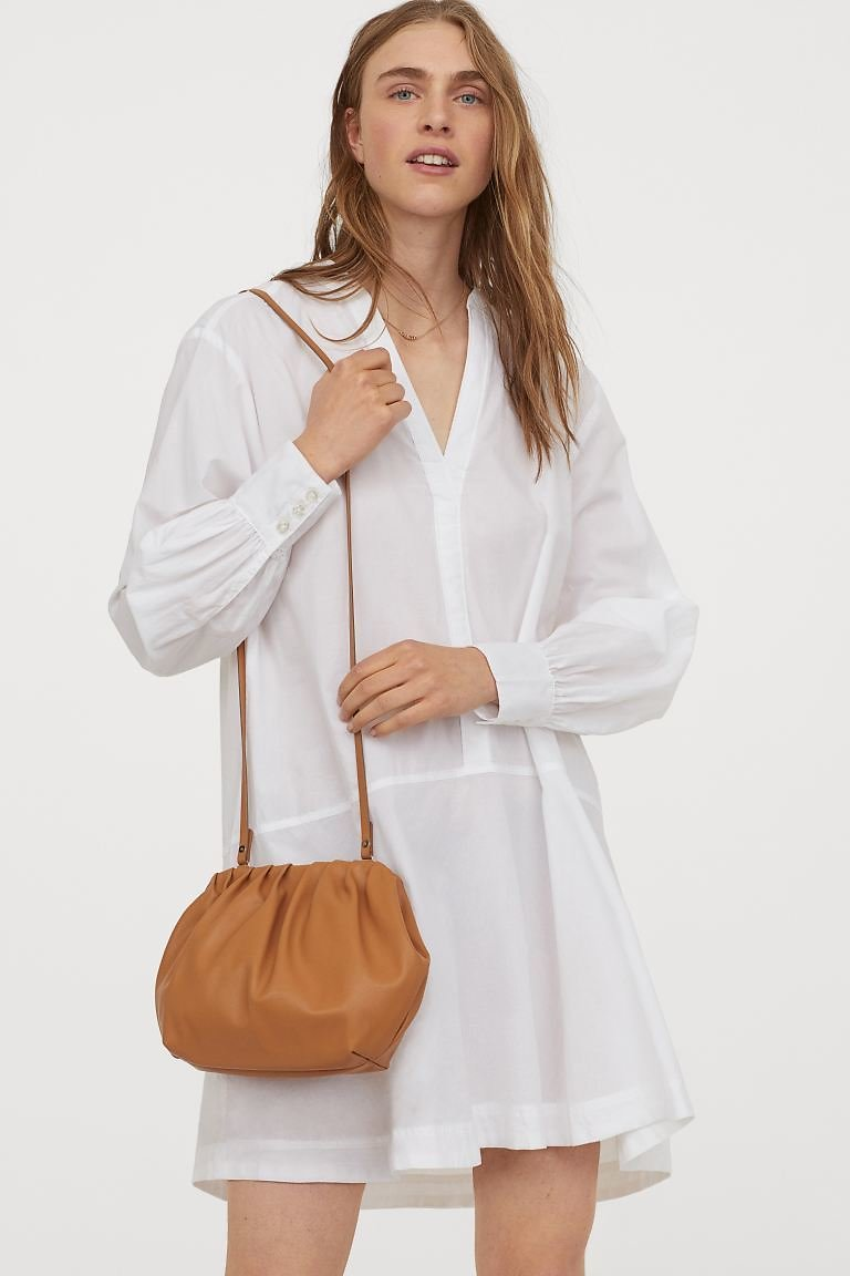 Cotton Tunic - White - Ladies | H&M US