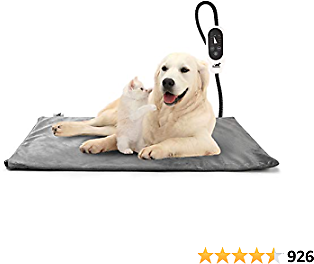 31% OFF Toozey Pet Heating Pad for Dogs Cats