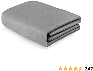 YOLIPULI Weighted Blanket 20 Pounds, 60