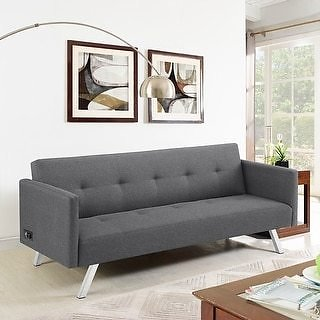 Serta Parker Dream Convertible Sofa