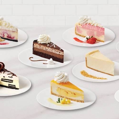 Free Cheesecake Slice Offer!