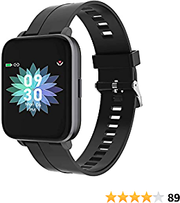 43% Off N-A Fitness Tracker,Smart Watch,Activity Tracker Watch with Heart Rate Monitor, Waterproof Smart Fitness Band