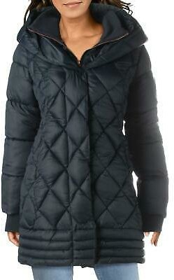 Jessica Simpson Women's Diamond Quilted Lightweight Winter Puffer Coat with
