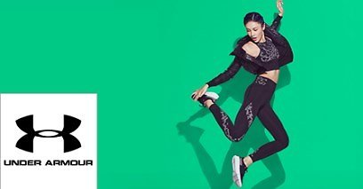 50% off Under Armour Outlet items + FREE Shipping