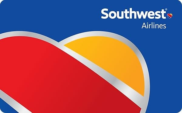 Buy $100 Southwest Gift Card for $90 ($10 Instant Savings!)