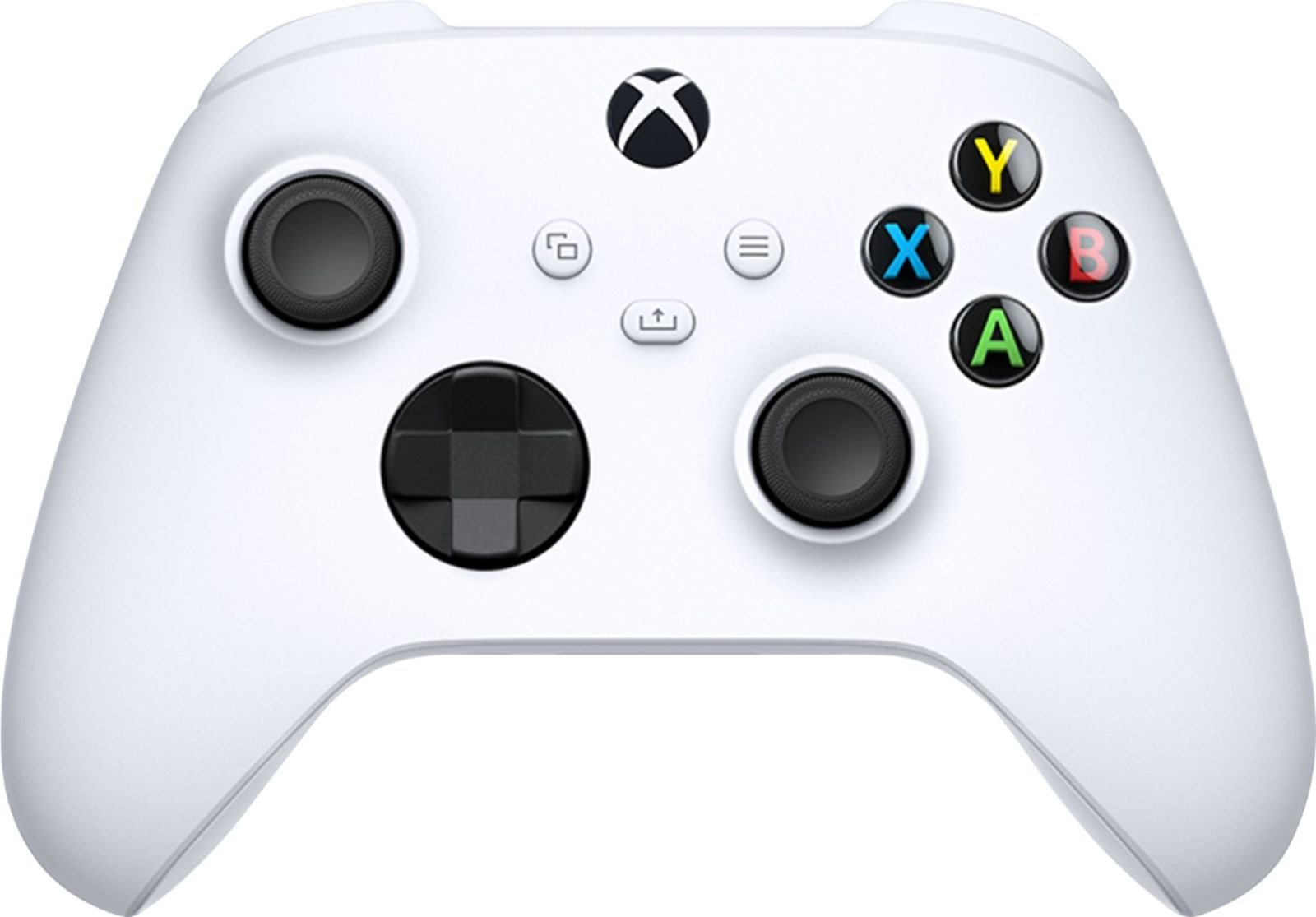 Microsoft Controller for Xbox Series X, Xbox Series S, and Xbox One (2 Colors)