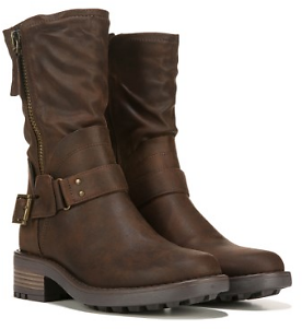 BUY ONE CLEARANCE ITEM, GET A SECOND 50% OFF WOMEN'S BOOTIE