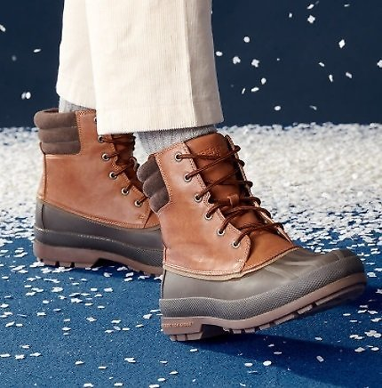 Up to 50% Off Sperry Boots + Ships Free