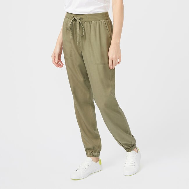 SUSTAINABLY CRAFTED UTILITY JOGGER