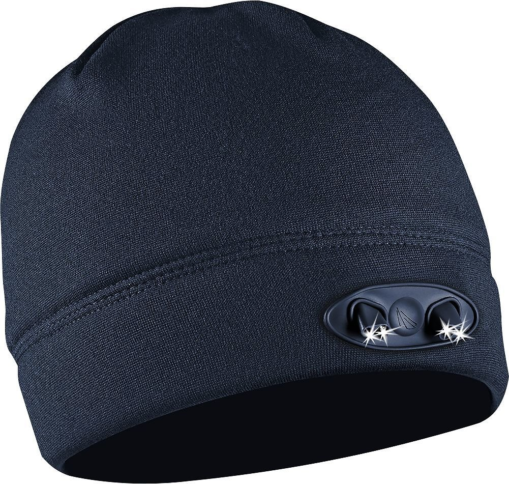 Panther Vision POWERCAP 35/55 Lined Fleece Beanie Navy CUBWB-4737-BBY