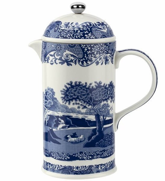 Spode 28-Cup French Press Coffee Maker