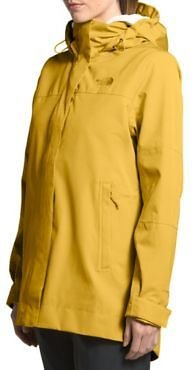 The North Face Women's Westoak City Trench Rain Jacket