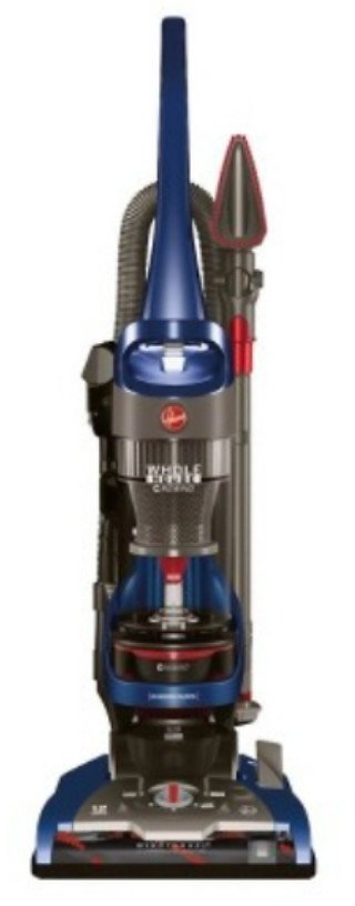Hoover Wind Tunnel 2 Whole House Rewind Bagless Corded Upright Vacuum Cleaner - UH71250
