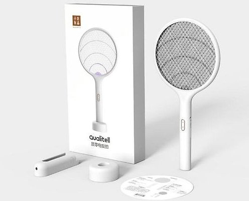 38% OFF | Qualitell Electric Mosquito Swatter